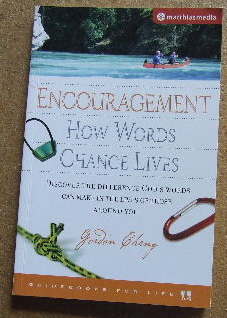 Image for Encouragement: How Words Change Lives.