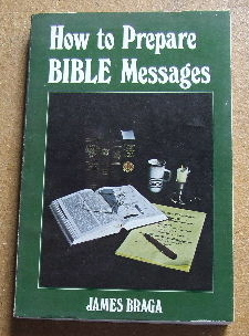 Image for How To Prepare Bible Messages.