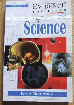Image for Evidence for Truth : Volume 1 Science.