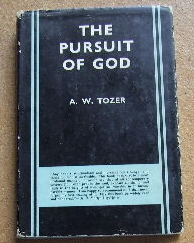 Image for The Pursuit of God.
