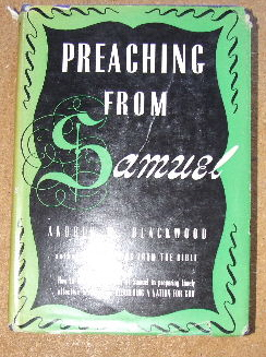Image for Preaching from Samuel.