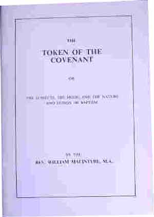 Image for The Token of the Covenant.