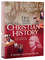 Image for The One Year Book of Christian History.
