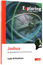 Image for Joshua.  A Devotional Commentary  Exploring the Bible