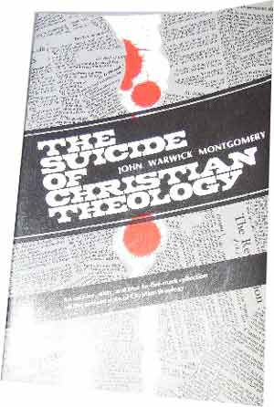 Image for The Suicide of Christian Theology.