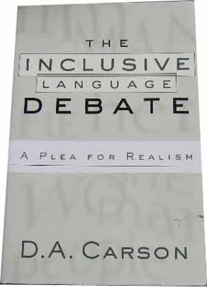 Image for The Inclusive Language Debate. A plea for Realism.