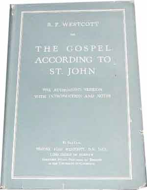 Image for The Gospel According to St John  The Authorised Version with Introduction and Notes