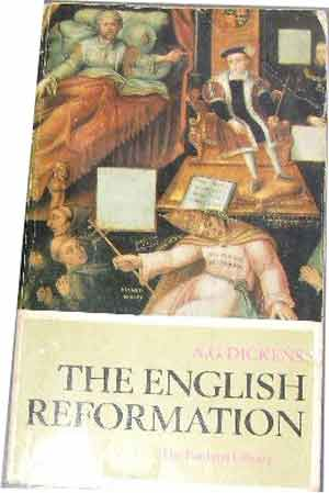 Image for The English Reformation.