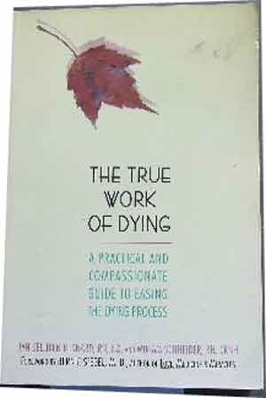 Image for The True Work of Dying  A Practical and Compassionate Guide to Easing the Dying Process
