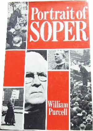 Image for Portrait of Soper  A Biography of The Reverend The Lord Soper of Kingsway