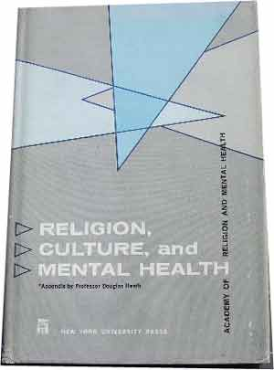 Image for Religion, Culture and Mental Health  Proceedings of the Third Academy Symposium