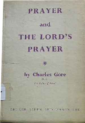 Image for Prayer and The Lord's Prayer.