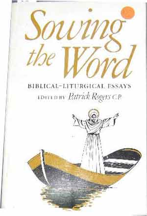 Image for Sowing the Word  Biblical-Liturgical Essays