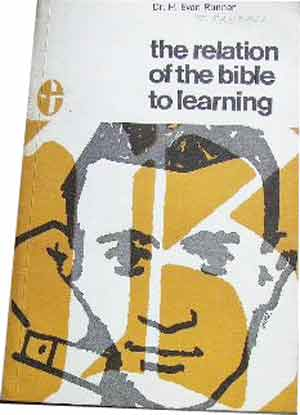 Image for The Relation of the Bible to Learning.