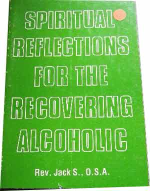 Image for Spiritual Reflections for the Recovering Alcoholic.