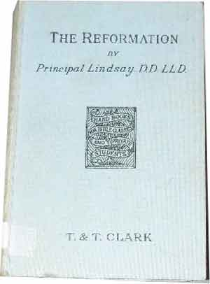 Image for The Reformation  (Handbook for Bible Classes - Dods & Whyte)