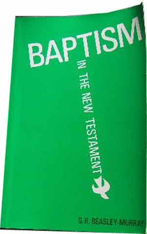 Image for Baptism in the New Testament.