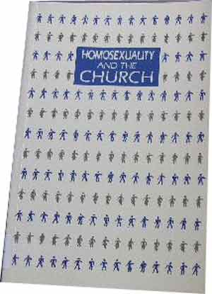 Image for Homosexuality and the Church.