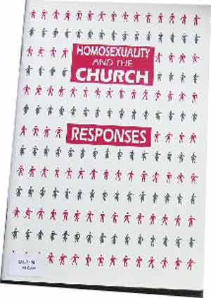 Image for Homosexuality and the Church. Responses.