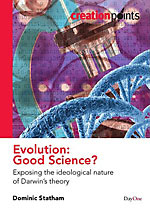 Image for Evolution: Good Science?