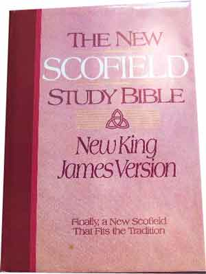 Image for The New Scofield Reference Bible: the Holy Bible Containing the Old and New Testaments  Scofield, C. I.(Ed)