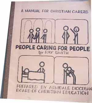 Image for People Caring for People  A Manual for Christian Carers