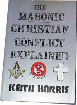 Image for The Masonic Christian Conflict Explained.