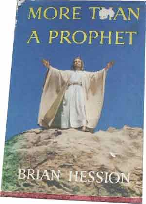 Image for More Than a Prophet  The Life of Jesus