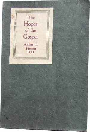 Image for The Hopes of the Gospel.
