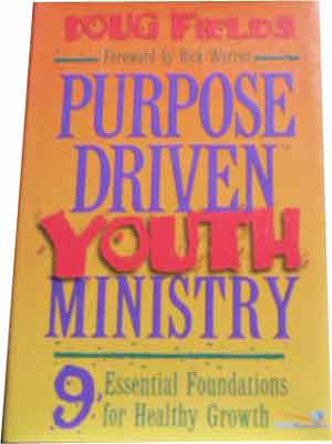 Image for Purpose-Driven Youth Ministry.
