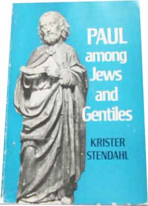 Image for Paul Among The Jews and Gentiles  and other essays