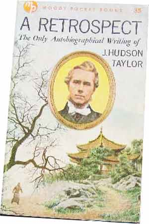 Image for A retrospect  The only autobiographical writing of J. Hudson Taylor