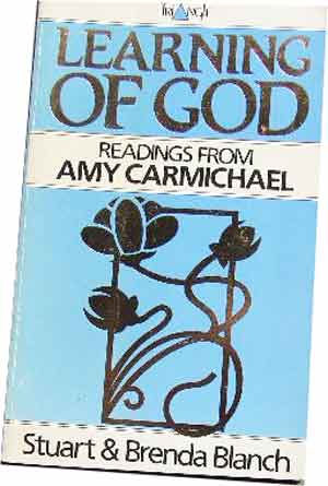 Image for Learning of God Readings from Amy Carmichael.
