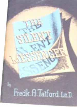 Image for The Silent Messenger.