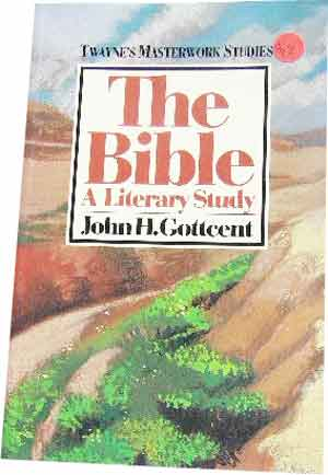 Image for The Bible  A Literary Study