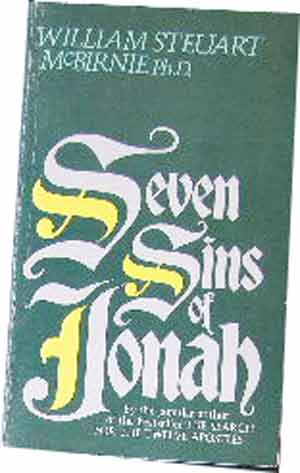 Image for Seven Sins of Jonah.
