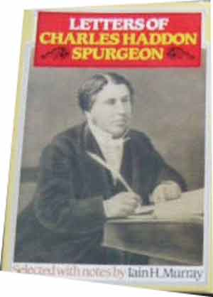 Image for Letters of Charles Haddon Spurgeon.