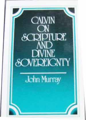 Image for Calvin on Scripture and Divine Sovereignty.