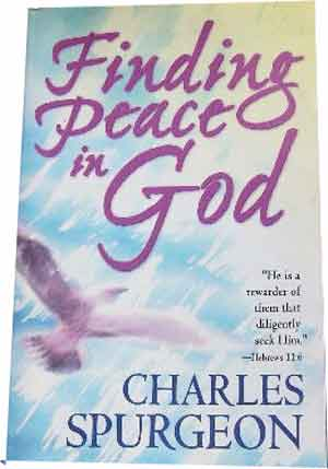 Image for Finding Peace in God.