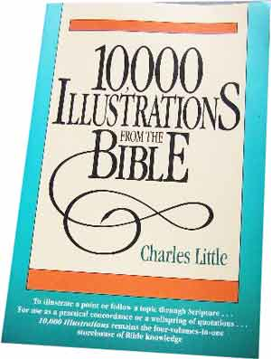 Image for 10,000 Illustrations from the Bible.