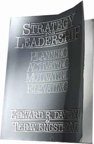 Strategy for Leadership.