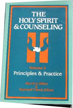 Image for Holy Spirit and Counseling: Principles and Practice (Holy Spirit & Counseling).