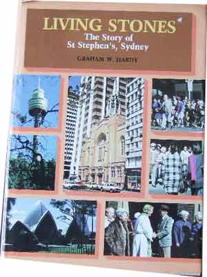 Image for Living Stones  The History of St Stephen's, Sydney