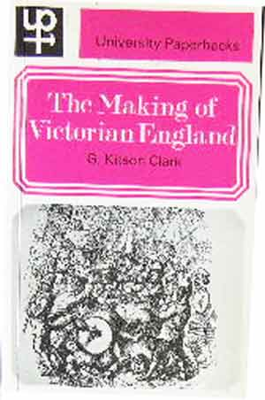 Image for The Making of Victorian England.
