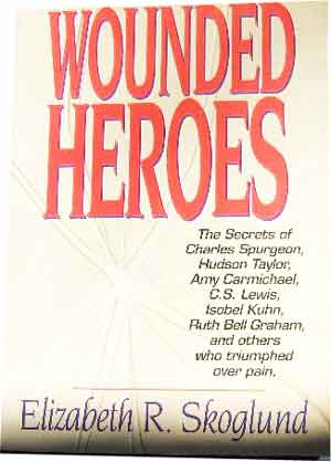 Image for Wounded Heroes.