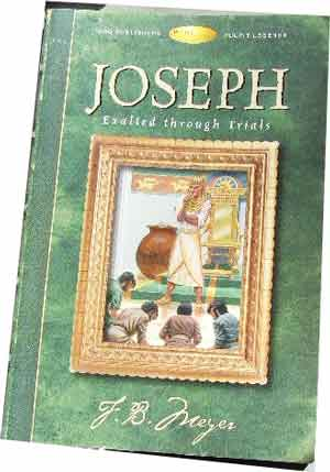 Image for Joseph: Exalted Through Trials (Pulpit Legends Collection).