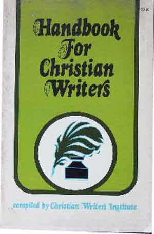 Image for Handbook for Christian Writers.