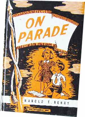 Image for On Parade  Addresses for Young People