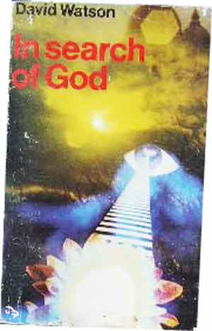 Image for In Search of God.