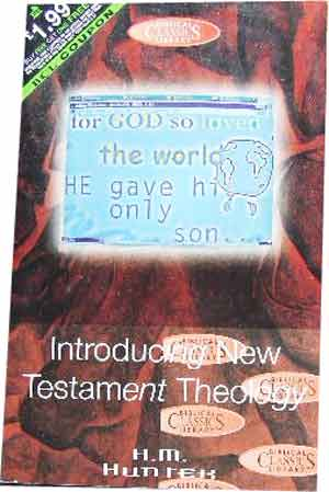 Image for Introducing New Testament Theology.